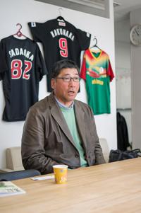駒田徳広さん