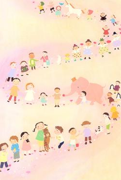 小笠原まき2018年カレンダー展